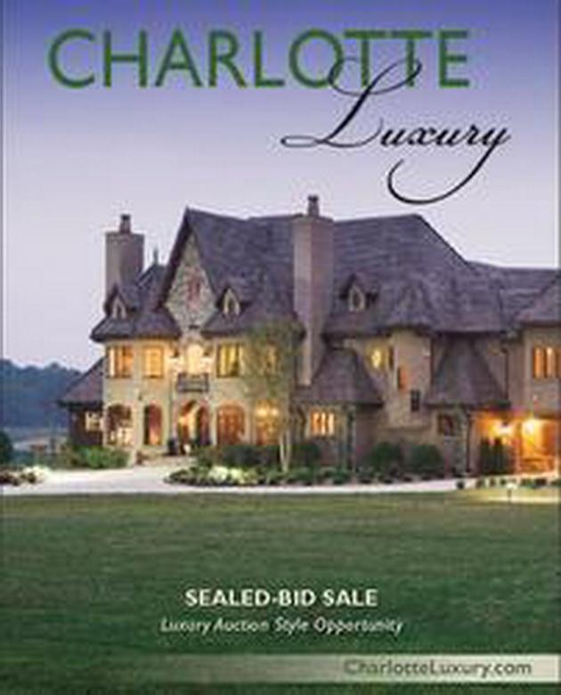 charlotte luxury estate